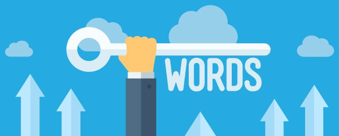 کلمات کلیدی یا کلید واژه ها